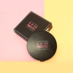 Benefits: Coverage Sebum Control Moisturizes Brightens UV Protection All Skin Types Uneven Skin Tone, Moisturizer, Powder, Korean, Cosmetics, Moisturiser, Face Powder, Korean Language