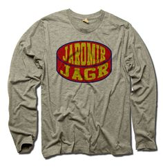 Jaromir Jagr NHLPA Officially Licensed Florida  Long Sleeve Shirt S-3XL Jaromir Jagr Puck R