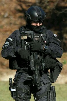 Special Forces.