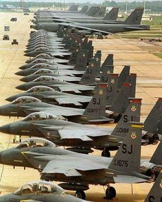Just one look at why the USAF kicks ass....