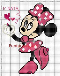 Minnie Mouse c2c