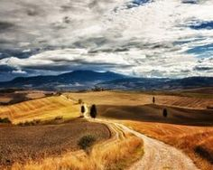 Clouds grass hills italy landscapes nature paths sky trees tuscany walking widescreen desktop mobile iphone android hd wallpaper and desktop. Landscape Wallpaper, Nature Wallpaper, Wallpaper Desktop, Hd Desktop, Wallpaper Maker, Black Wallpaper, Mobile Wallpaper, Toscana, Safari