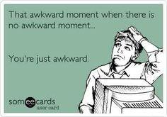 Awkward. #funny