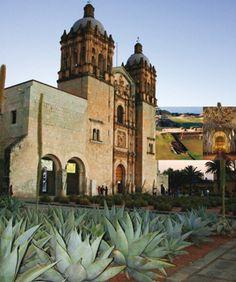 Patrimonio Mundial |1987 Centro Histórico de Oaxaca y Zona arqueológica de Monte Albán. BIEN CULTURAL