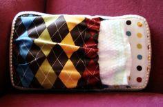 Baby wipe case w/diaper pocket