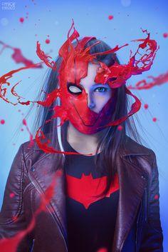 Chapeuzinho vermelho Super heroína