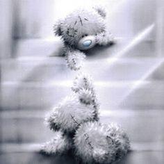 Tatty Teddy, na komm' schon, halte dich an meiner Hand fest.