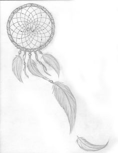 I'm digging this whole dream catcher thing.