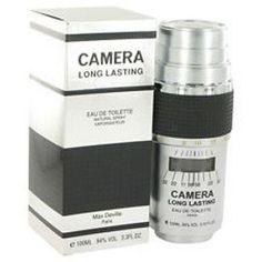 Camera For Men EDT 3.4 Oz by Max Deville
