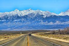 Road near Denver