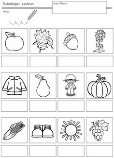 Early Education, Kids Education, Autumn Activities For Kids, Conscience, Design Blog, Woodland Party, Literacy, Coloring, Teaching