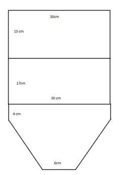 kostenloses schnittmuster f r portemonnaie und clutch. Black Bedroom Furniture Sets. Home Design Ideas
