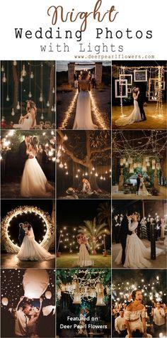 Top 20 Must See Night Wedding Photos with Lights Romantic rustic country light wedding photos Wedding News, Trendy Wedding, Elegant Wedding, Dream Wedding, Wedding Day, Light Wedding, Romantic Weddings, Wedding Stills, Country Weddings