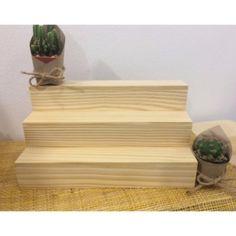 ชั้นวางสินค้า วางของไม้สน 3 ชั้น ขนาด 15x30x15 ซม. ชั้นกว้าง 5 ซม. | Lazada.co.th