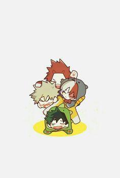 My Hero Academia Episodes, Hero Academia Characters, My Hero Academia Manga, Boku No Hero Academia, Anime Characters, Anime Chibi, Kawaii Anime, Wallpaper Animé, Anime Wallpaper Phone