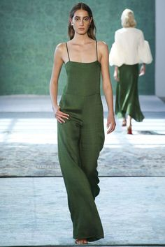 S in Fashion Avenue: BIG COLOR TRENDS FOR SUMMER 2017: GREEN SHADES