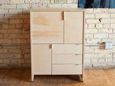Common Type Tall boy by SquaredFurniture on Etsy, $600.00