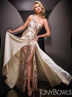 I don't care if it's really a pageant dress