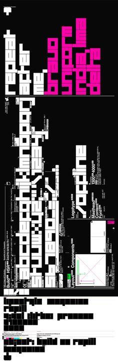 Designed by Build ex.the Designers Republic [tDR]