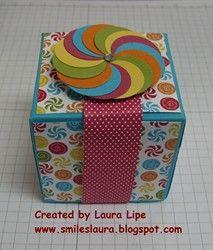 Smiles, Laura: Surprise Box....