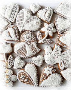 Sugar cookies - decorated