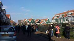 Villaggio dove producono i zoccoli di legno ad Amsterdam