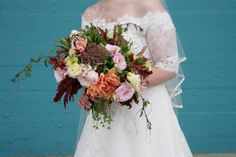 Laura + Erich — Buckeye Blooms