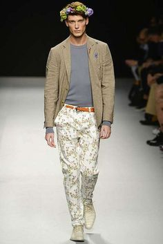 Hombres Chic » Fashion Trend Report | #1 Men's Floral Print Spring Summer 2013