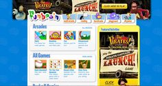 Funbrain is a website for children K-8 where teachers can now assign fun games related to the topics children learned in class. For english and math, this website has many different educational but fun games for students.