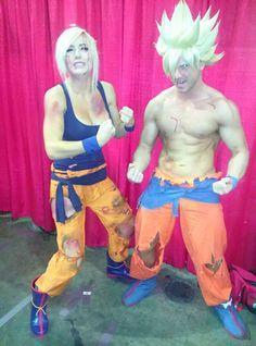 Goku from Dragon Ball Z cosplay   COSPLAY INSPIRATION   Pinterest