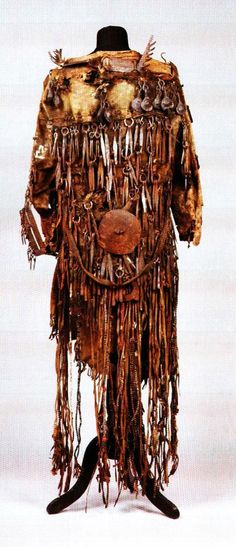 Siberian shaman  A very interesting assemblage Atelier.