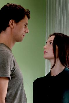 He used to say, sometimes you need to do something bad to stop you from doing something worse. (Stoker)
