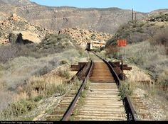 RailPictures.Net Photo: - - - - Carrizo Gorge Railway - - - - at Jacumba - San Diego County, California by EL ROCO Photography