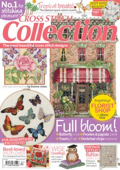 Cross Stitch Collection issue 251