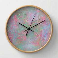 Roots Wall Clock by Morgan Ralston - $30.00