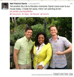 Neil Patrick Harris never disappoints