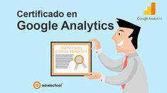 ¿Quieres acreditarte como profesional de la analítica web? Entonces seguro que te interesará este certificado en Google Analytics que seguro te ayudará a mejorar tus habilidades de análisis web y a encontrar el trabajo que te gusta.