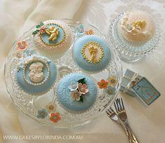 cakes by lorinda | Dreaming of Angels – Cupcake Workshop