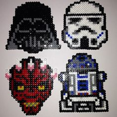 Star Wars hama perler beads by dragoneyes00