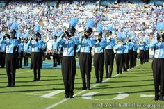The Marching Tar Heels
