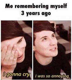 I feel Dan's pain.