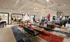 tommy hilfiger store interior - Google Search