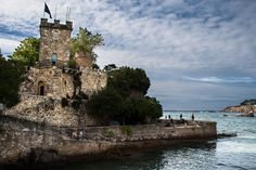 Castelo de Santa Cruz (Oleiros - Galiza)