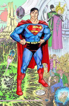 superman gets his red trunks back in action comics 1000 13th