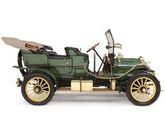 1905 Spyker 12/16 HP Double Phaeton