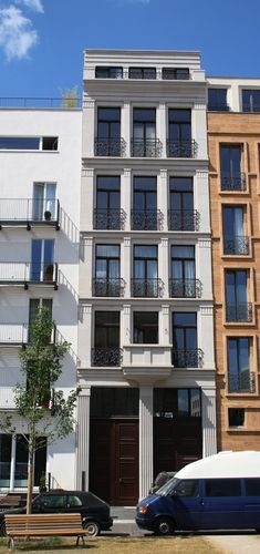 Berlin - Townhouse, Caroline-von-Humboldt-Weg 10