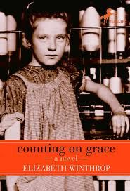 Counting on Grace, a novel by Williamstown, MA author Elizabeth Winthrop. The book is about a twelve-year-old girl named Grace Forcier who is forced to leave school to work as a bobbin doffer in a cotton mill in North Pownal, VT. The story is written through the voice of Grace. With the help of their teacher, Grace and her friend, Arthur, write a letter to the National Child Labor Committee.