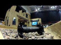 Robots at ICRA 2012