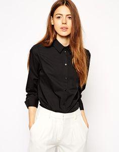 ASOS+3/4+Sleeve+Shirt