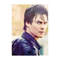 Damon Salvatore Damon Salvatore ❤ liked on Polyvore featuring vampire diaries, ian somerhalder, the vampire diaries, pics and pictures